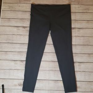 Under Armour Perfect Strip Leggings (Large)